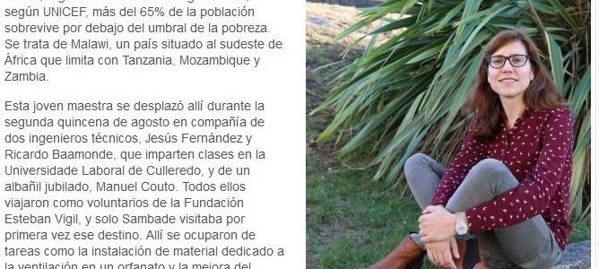 A Operación pangono pangono, no faro de Vigo.