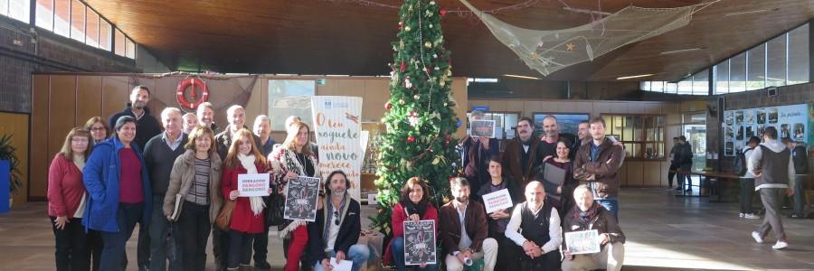 Presentación cea solidaria no IES Universidade Laboral.