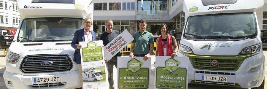I Ruta de Autocaravanas Nómadas Solidari@s